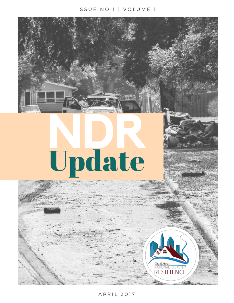 April NDR UPDATE