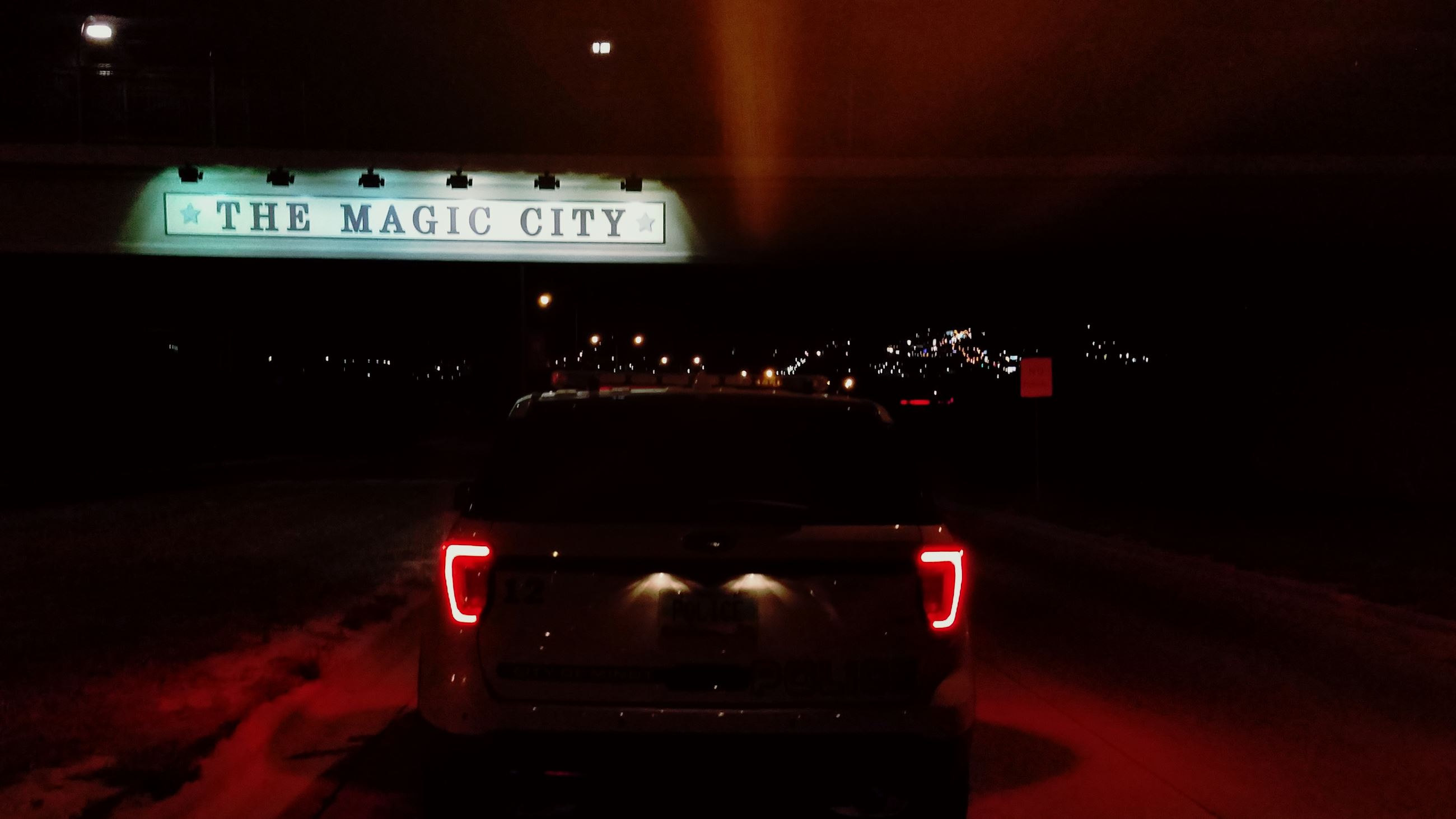 Night.Magic city.squad