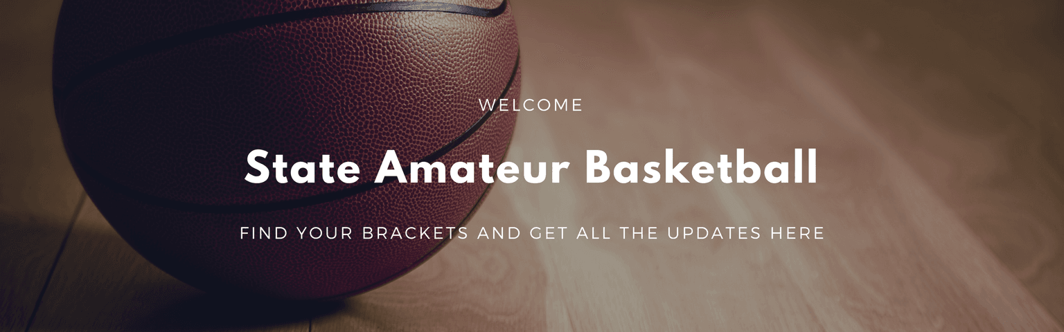 2018 State Amatuer Basketball