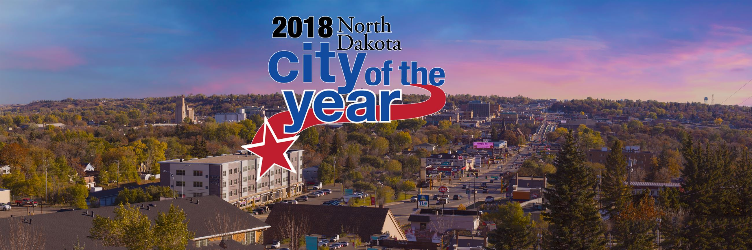 2018 NDLC City of the Year